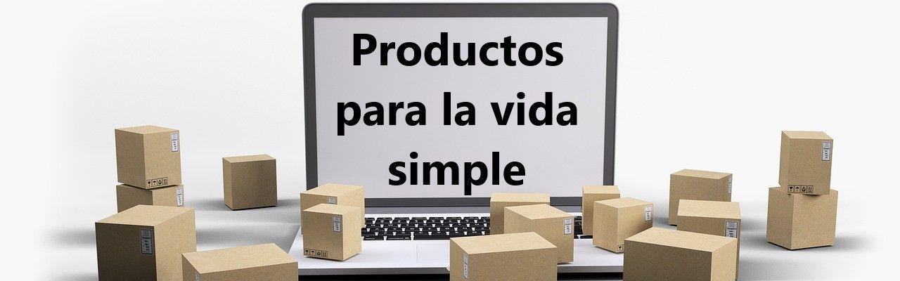 Categoria producto para la vida simple