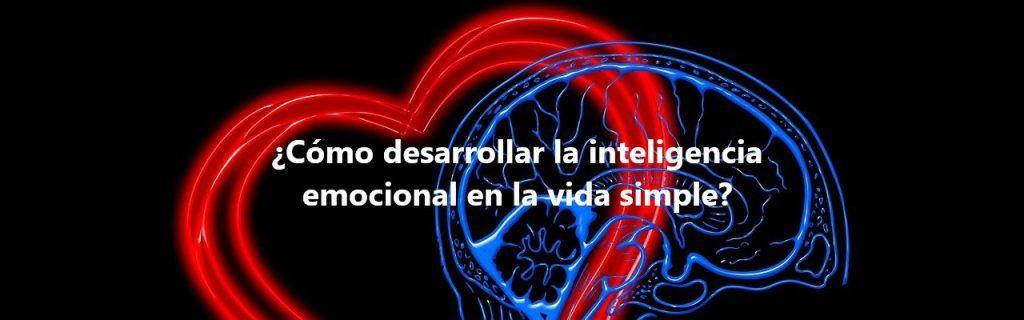 ¿Cómo desarrollar la inteligencia emocional?