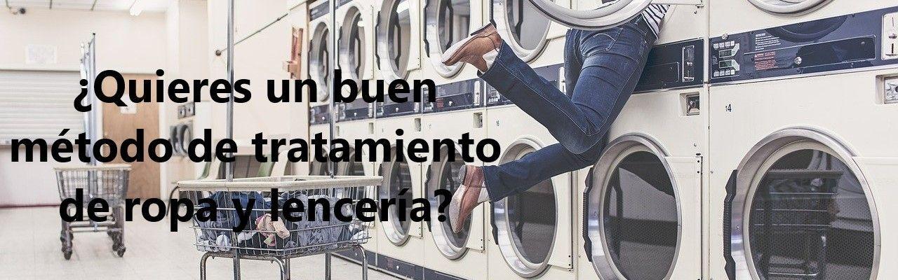 ¿Quieres un buen método de tratamiento de ropa y lencería?
